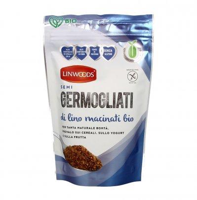 Semi Germogliati di Lino Macinati Bio