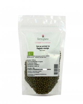 Semi per Germogli - Fagiolo Mungo (Soia Verde)