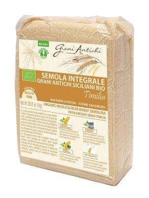 Semola Integrale Grani Antichi Bio - Timilia