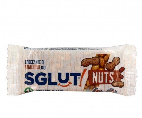 Croccante di Arachidi Bio - Senza Glutine