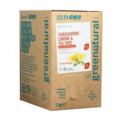 Sgrassatore Limone e Tea Tree - Eco Box Sfuso