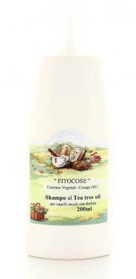 Shampo al Tea Tree Oil