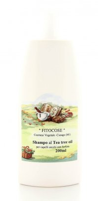 Shampo al Tea Tree Oil