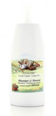 Shampo all'Hennè