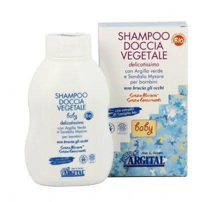 Shampoo Doccia Vegetale