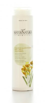 Shampoo all'Enothera per Capelli Fini/Sfibrati 250 ml