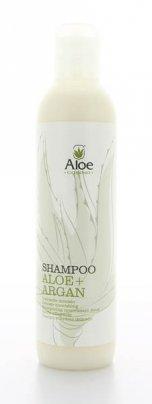 Shampoo Aloe + Argan