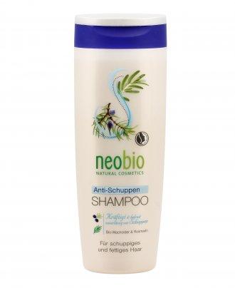 Anti-Schuppen Shampoo - Shampoo Antiforfora al Ginepro e Rosmarino