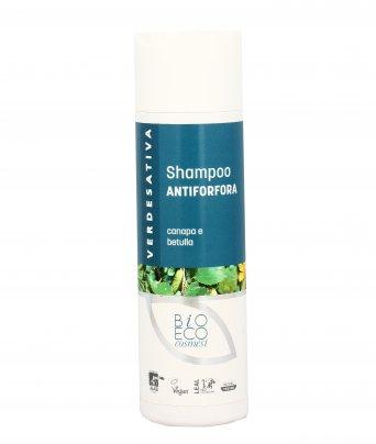 Shampoo Antiforfora con Canapa e Betulla