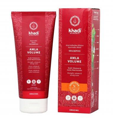 Shampoo Ayurvedico Forza e Volume con Amla