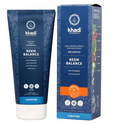Shampoo Ayurvedico Antiforfora al Neem