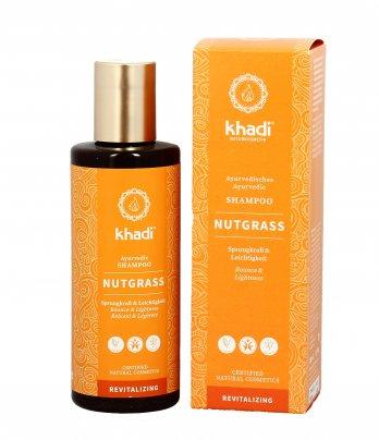 Shampoo Ayurvedico Nussgrass alla Nocciola