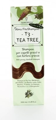 Alma Fito Shampoo Tea Tree - 200 ml.