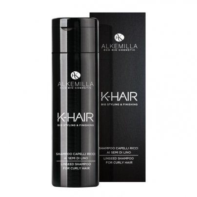 Shampoo Capelli Ricci ai Semi di Lino - K-Hair