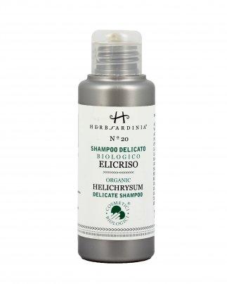 Shampoo Delicato Biologico Elicriso N°20
