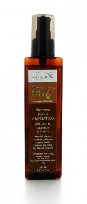 Shampoo Doccia Aromatico - Linea Simun