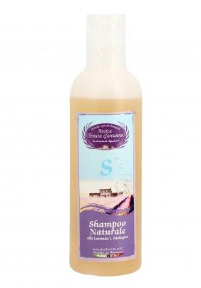Shampoo Naturale alla Lavanda Bio