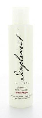 Shampoo all'Olio di Argan Anti Crespo - 250 ml.