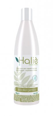 Shampoo per Capelli Normali con Mastice, Liquirizia e Miele