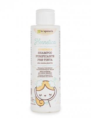 Shampoo Purificante Pre-Tinta - Avatara - Hennetica
