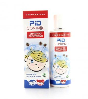 Shampoo Preventivo Pidocchi per Bimbi e Bebe