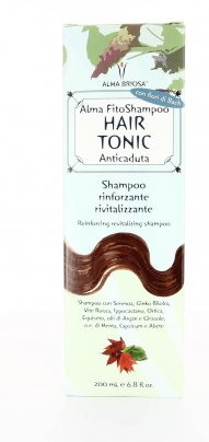 Alma Fito Shampoo Hair Tonic Anticaduta - 200 ml.