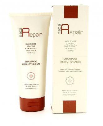 Shampoo Ristrutturante con Maca - 200 ml.