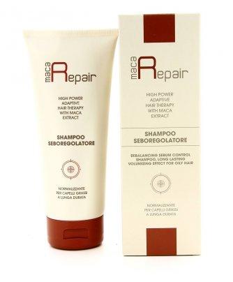 Shampoo Seboregolatore con Maca - 200 ml.