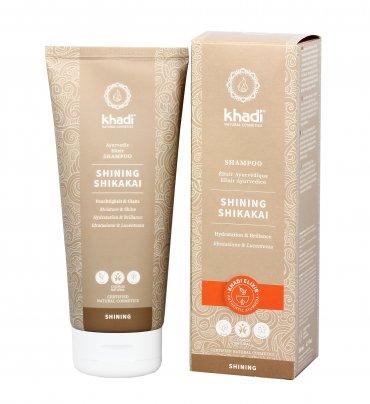 """Shampoo Ayurvedico """"Shining Shikakai"""" Idratazione e Lucentezza"""