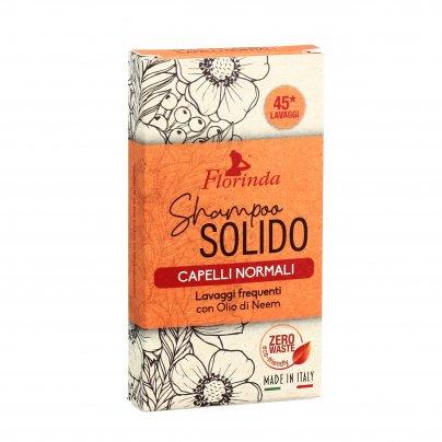 Shampoo Solido Capelli Normali - Lavaggi Frequenti