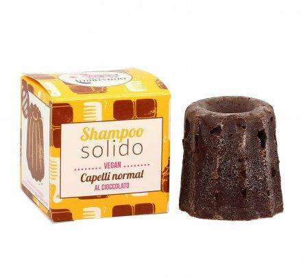 Shampoo Solido al Cioccolato