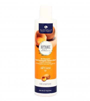 "Shampoo Bio all'Uovo ""Botanic Alkhair"""