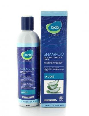 Aloe - Shampoo per Capelli Secchi e Fragili