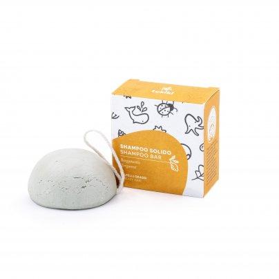 Shampoo Solido al Bergamotto