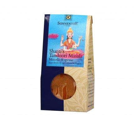 Shanti's Tandoori Masala - Miscela di Spezie