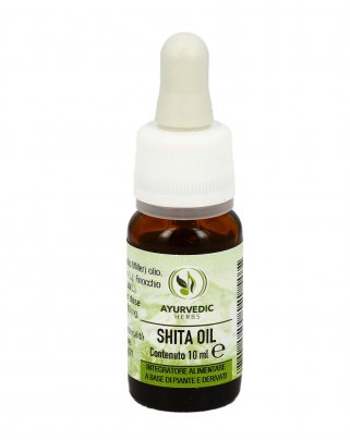 Shita Oil - Drenaggio Liquidi Corporei