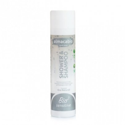 "Doccia Shampoo Ipoallergenico ""Shower & Shampoo Bio2 Sensitive"""