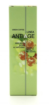 Siero Goccia Anti-Age Green Coffee