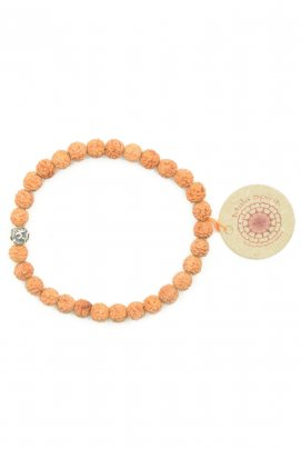 Silver Aum Bracelet