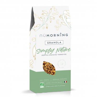 "Granola Bio Avena Tostata ""Simply Nature"""