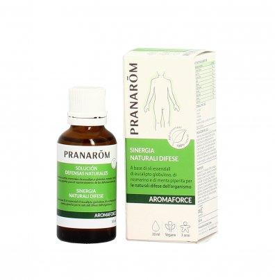 Sinergia Naturali Difese con Oli Essenziali - Aromaforce