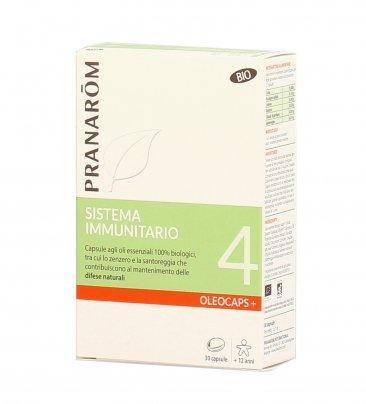 Sistema Immunitario 4 Oleocaps - Integratore Alimentare