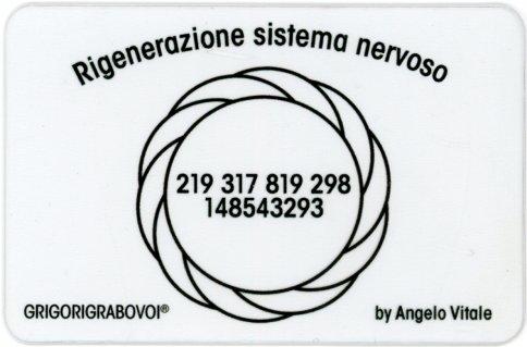 Tessera Radionica 73 - Sistema Nervoso