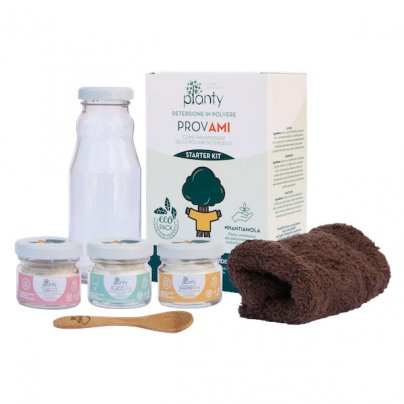 "Detergenti in Polvere Fai-Da-Te ""Provami Starter Kit"""