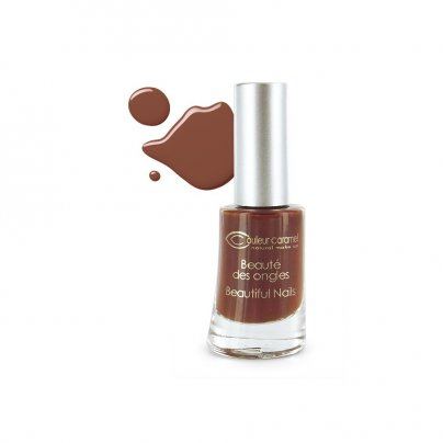 Smalto - Beautè Des Ongles N°10 Chocolat Mat