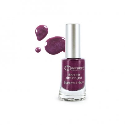 Smalto Perlato - Beautè Des Ongles N°15 Prune Nacrè