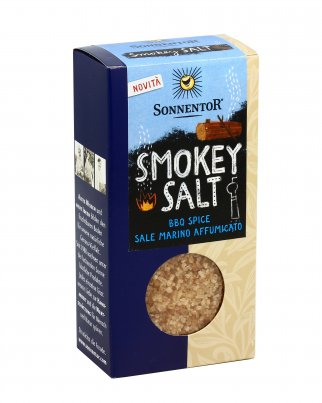 Smokey Salt - Sale Marino Affumicato