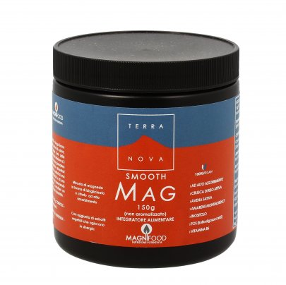 Smooth Mag - Integratore Alimentare 150 gr.