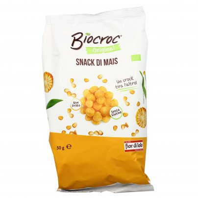 Snack di Mais con Farro Integrale