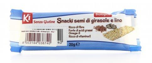 Snackì - Semi di Girasole e Lino